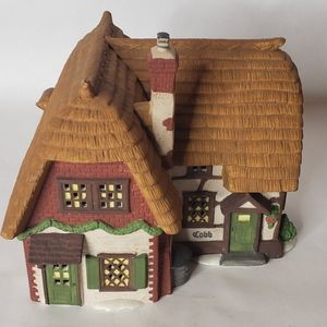 Dept. 56 Cobb Cottage